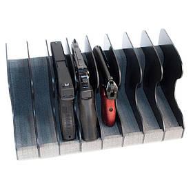 Подставка под 8 пистолетов ПЛН8/0 (177/351/220)