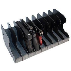 Подставка под 9 пистолетов ПЛН9/0 (177/394/220)