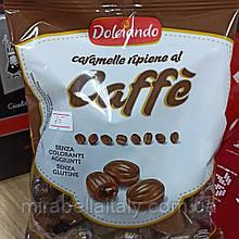 Карамельки с кофе Dolciando без глютена 175 гр