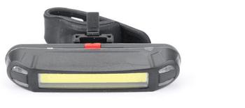 Велофонарь габаритный задний BC-TL5452 LED USB Красный (LTSS-022)