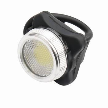 Ліхтар задній габаритний (круглий) BC-TL5402B LED, USB (червоний/білий)