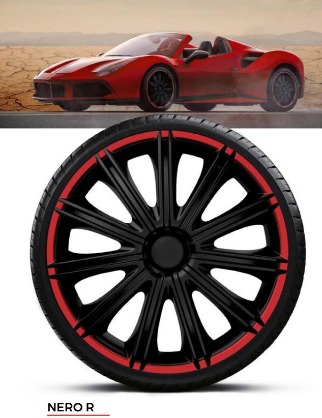 Колпаки колесные Nero R R14