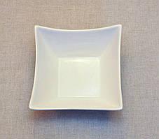 Салатник Квадрат 750 білий