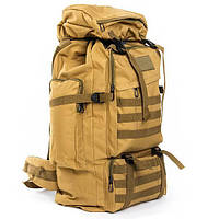 Рюкзак туристический (капюшон)