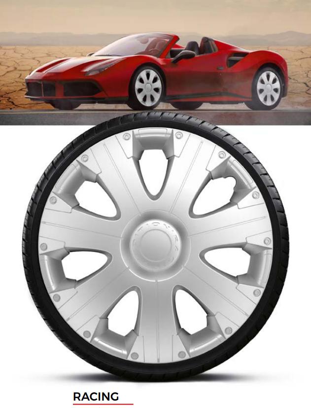 Колпаки колесные Racing R13