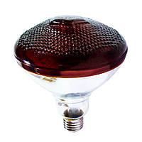 Лампа инфракрасная BR38 175 Вт красн. окраш. LO