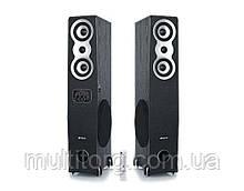 Колонки 2.0 REAL-EL S-2020 уцінка (Bluetooth, USB flash, FM, Karaoke, ДУ)