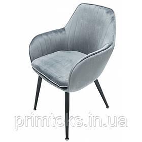 Кресло VERONA тёмно-серый