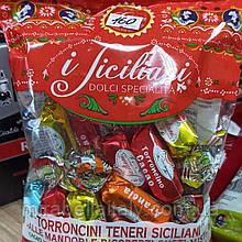 Torroncini нуга в конфетах асорти без глютена 320 гр