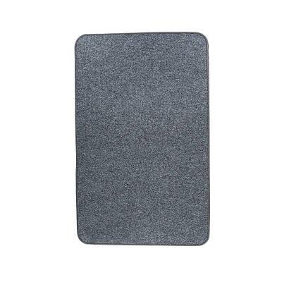 Электрический коврик с подогревом Теплик двусторонний 50 х 100 см Темно-серый (UA50100DG)
