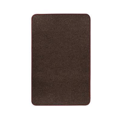 Электрический коврик с подогревом Теплик двусторонний 50 х 100 см Темно-коричневый (UA50100DB)