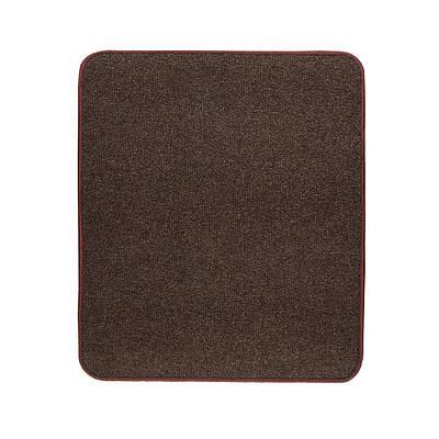 Электрический коврик с подогревом Теплик с термоизоляцией 50 х 60 см Темно-коричневый (UA5060THB)