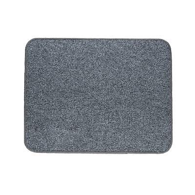 Электрический коврик с подогревом Теплик двусторонний 50х40 см Темно-серый (UA5040DG)