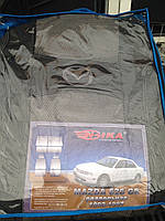 Авточехлы Мазда 626 GE 1992-1998 Mazda 626 Nika модельные чехлы
