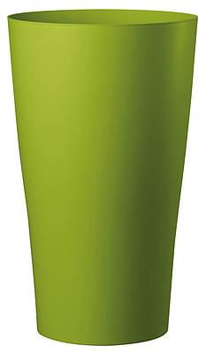 Горшок для растения Deroma Реверсо 65 х 39 см 54.1 л зелёный (000002970)