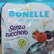 Желейные конфеты Bonelle  без сахара 90 гр