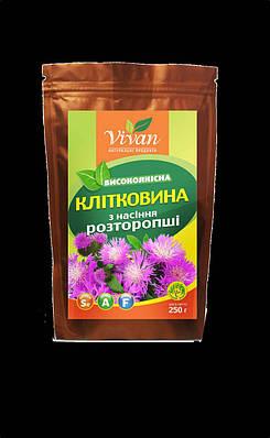 Клетчатка из семян расторопши Vivan 250 г (4820184310322)