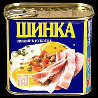 Шинка PowerBANKa свиняча рубана 340 р (4820184610897)