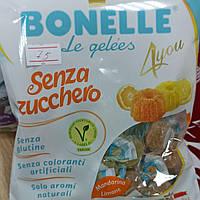 Желейные конфеты Bonelle без сахара , 90 гр