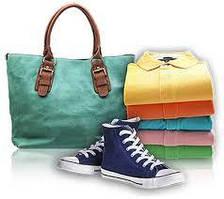 Одяг, взуття та аксесуари