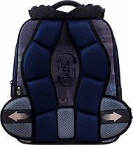 Набір рюкзак шкільний в 1-4 клас ортопедичний для хлопчика пенал і сумка для взуття Динозав DeLune 7-151, фото 2