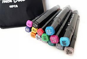 Набір скетч маркерів для малювання Touch Raven 48 шт., фото 3