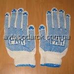Перчатки с ПВХ покрытием WG07