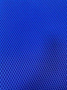 Эва EVA в листах для автоковриков, синяя 1,40 х 2,40 м