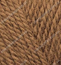 Нитки Alize Extra 137 табачно-коричневый