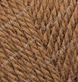 Нитки Alize Extra 137 табачно-коричневый, фото 2