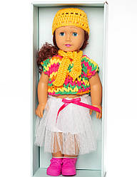 """Детская пластиковая кукла с набором аксессуаров """"Our Dream"""" кудряшка HC318877"""