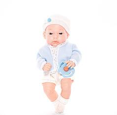 Детская кукла-пупс 12 дюймов  с соской в коробке домике 2001330