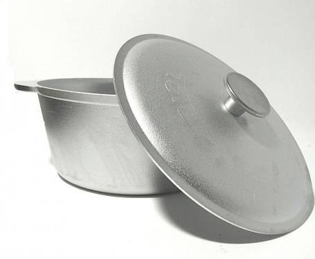 Кастрюля алюминиевая Биол 3 л (К0300), фото 2