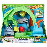 Hot Wheels Игровой набор Хот Вилс Токсичная кобра, GTT93, фото 4