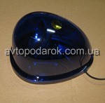 Мигалка синяя на магните 12v, WL 546