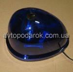Мигалка синяя на магните, 12v KJ301