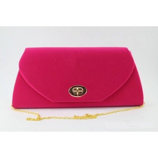 3e9e21ce56a6 Клатч розовый велюровый, цена 235 грн., купить в Бердичеве — Prom.ua ...