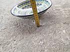 Велика тарілка для салату, глибока. 23см*7см, фото 6