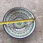 Велика тарілка для салату, глибока. 23см*7см, фото 5