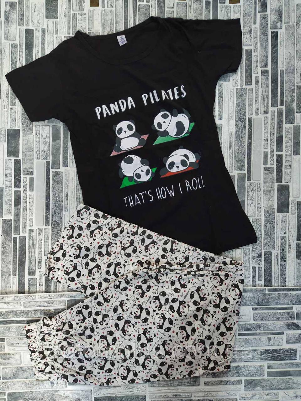 Пижамы женские (S-XL) Турция оптом купить от склада 7 км