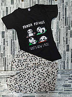 Пижамы женские (S-XL) Турция оптом купить от склада 7 км, фото 1