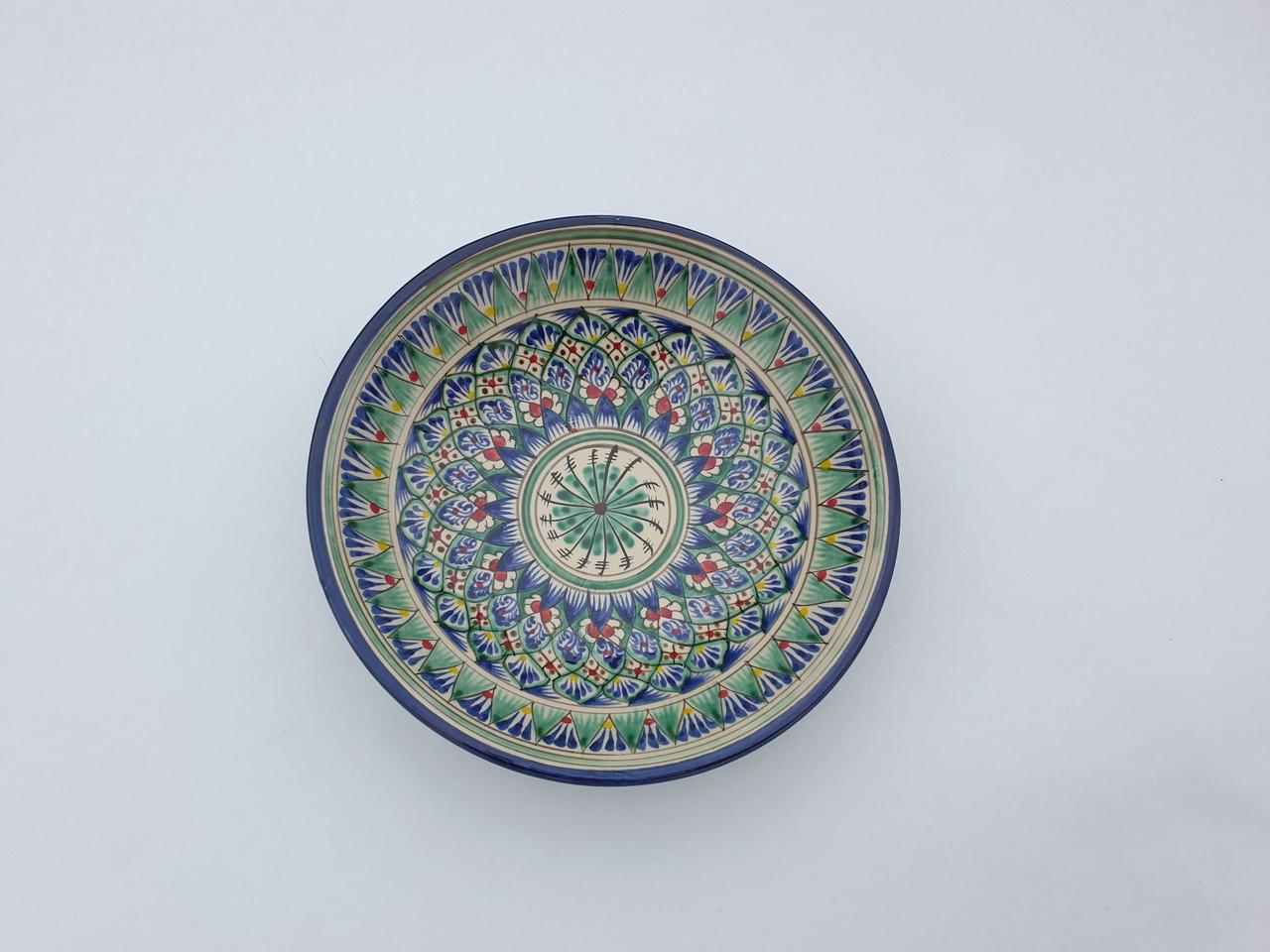 Велика тарілка для салату, глибока. 23см*7см