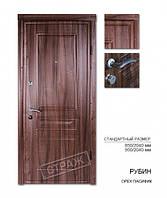 Металлическая входная дверь Страж Рубин Стандарт, фото 1