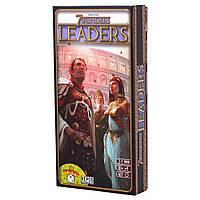 Настільна гра 7 чудес: Лідери (7 Wonders: Leaders), фото 1