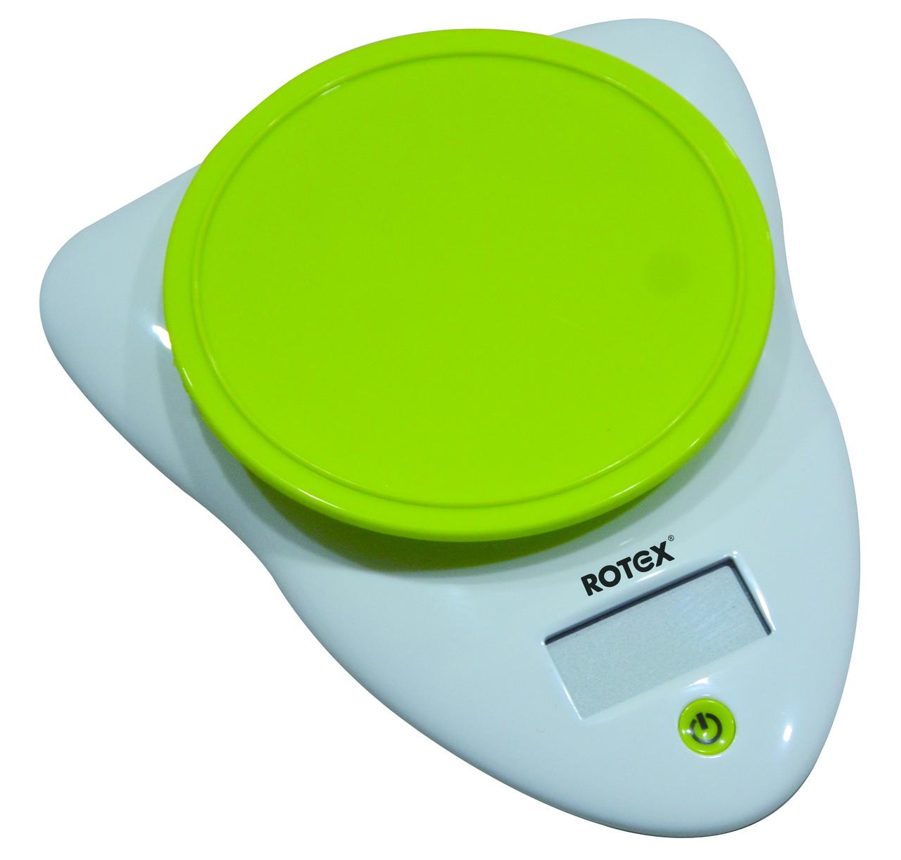 Ваги кухонні електронні ROTEX RSK06-P