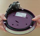 Электрочайник стеклянный 1.7 л ROTEX RKT81-G, фото 6