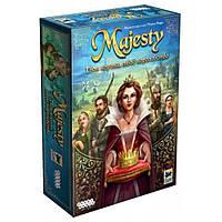 Настольная игра Majesty: Твоя корона, твоё королевство, фото 1