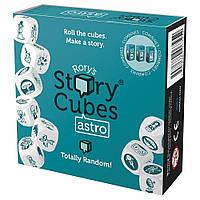 Настільна гра Rory's Story Cubes (Кубики Історій Рорі) (Астрономія), фото 1