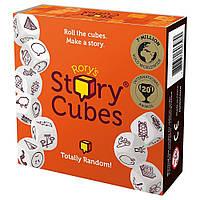 Настольная игра Rory's Story Cubes (Кубики Историй Рори) (базовые), фото 1