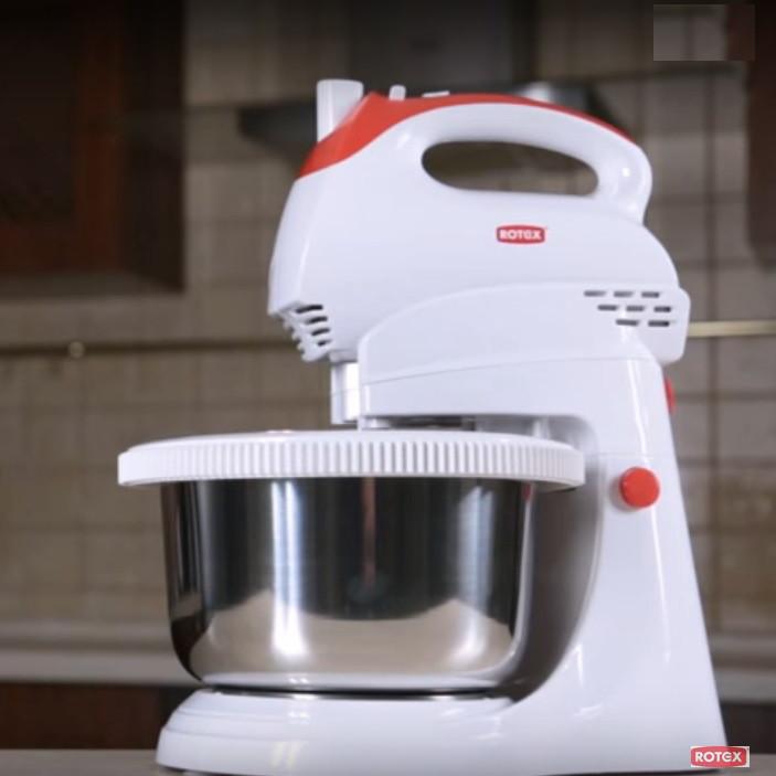 Міксер з чашею що обертається ROTEX RHM300-K